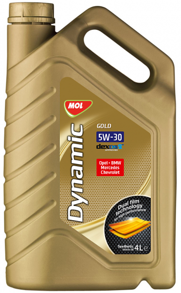 Motorolja DG 5W-30 4L