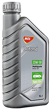 Motorolja Botond 20W-50 1