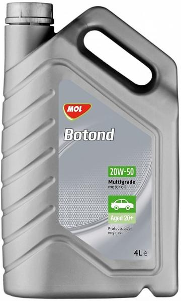 Motorolja Botond 20W-50 4L