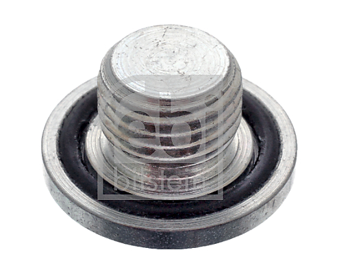 Oljeplugg med o-ring