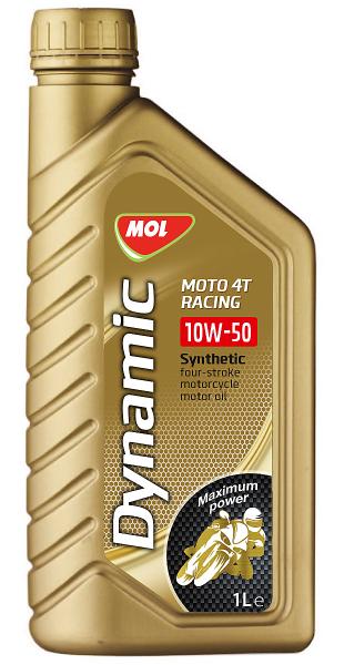 MOL Dynamic Moto 4T Racing 10W-50 1lit
